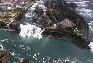 Kanada Wasserfall