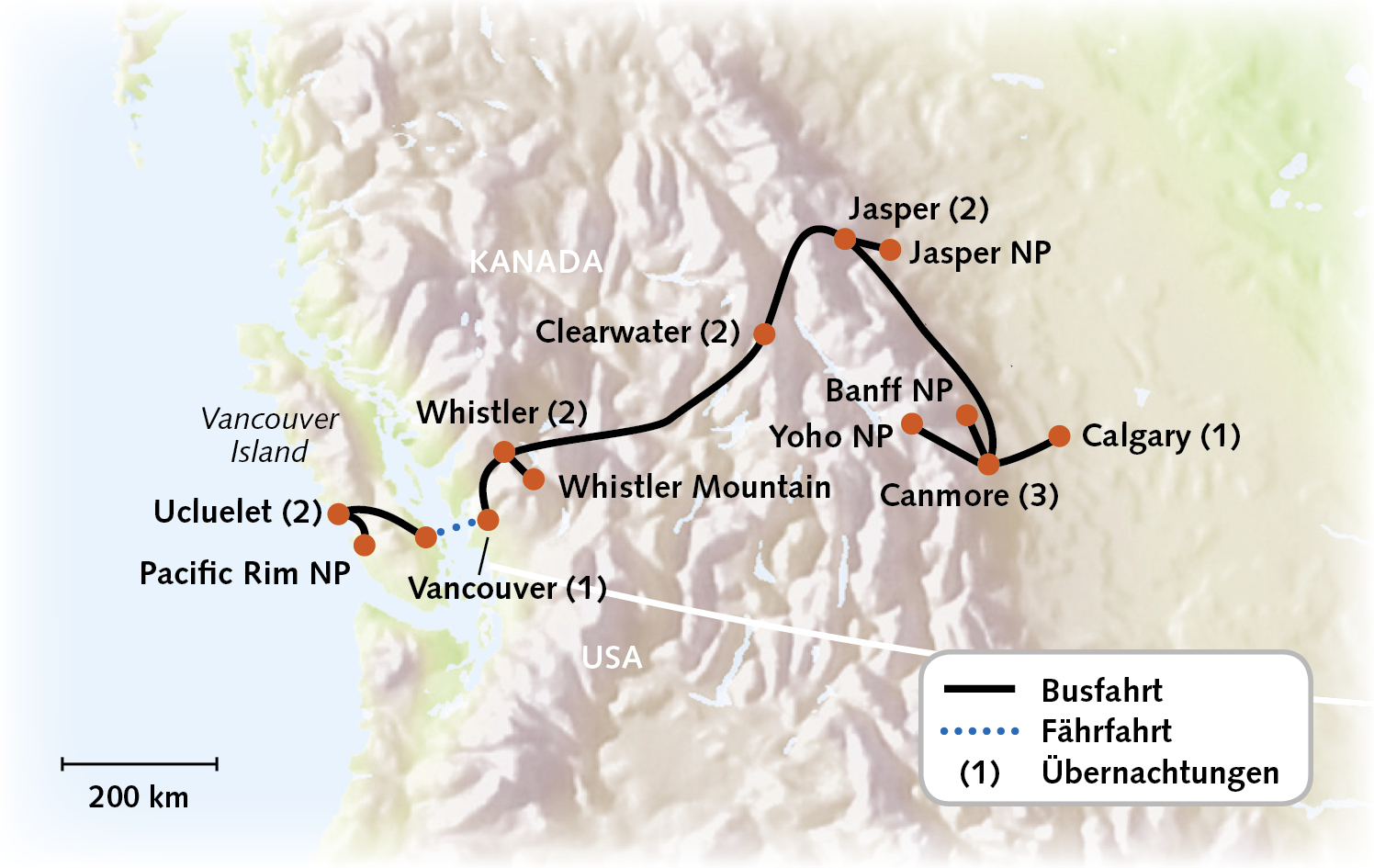 Kanada_West_Wanderreise Rockies zum Pazifik_14T_RGB