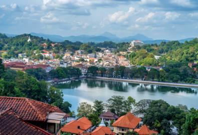 Sri Lamka - Kandy