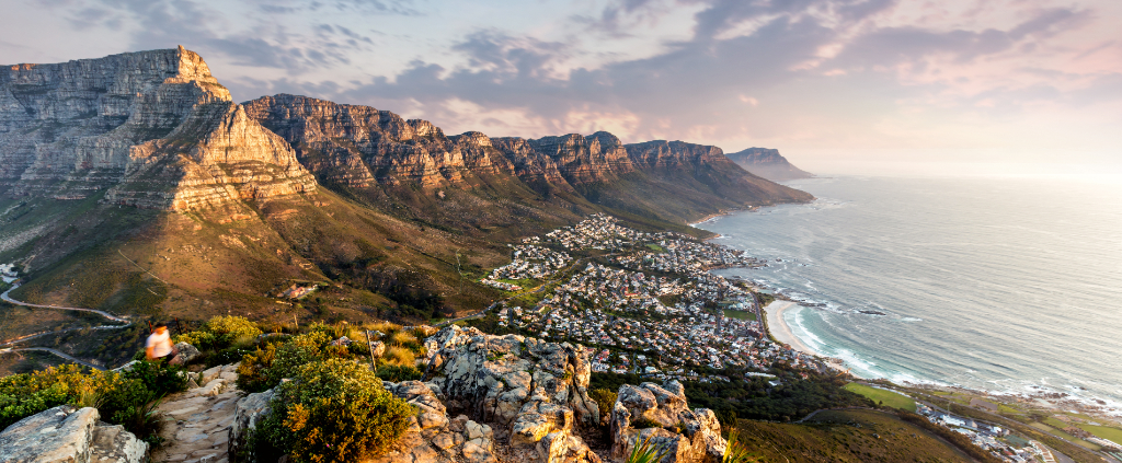 Kapstadt LionsHead View