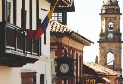 Kolumbien - Bogota