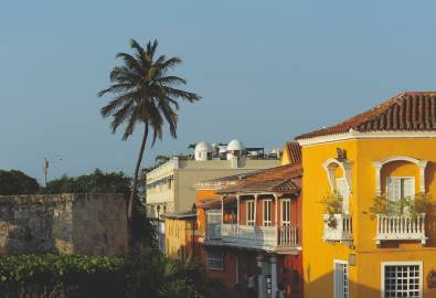 Kolumbien - Cartagena