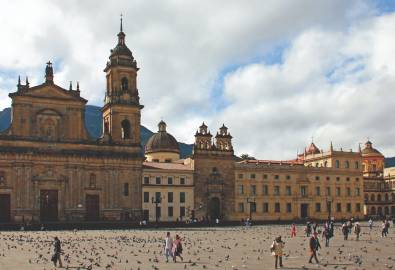 Bogota - Kathedrale