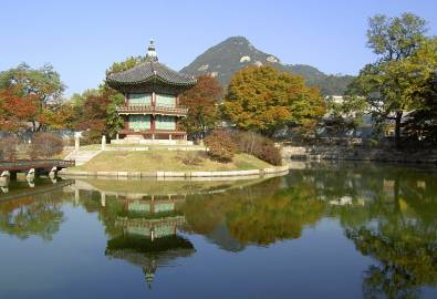Korea - Seoul-Gyeongbok