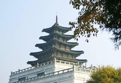 Korea - Seoul-Königspalast