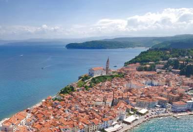 Kroatien - Piran