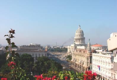 Kuba - Kapitol von Havanna