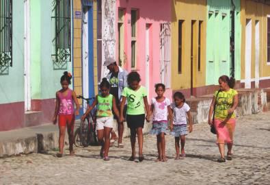 Kuba - Kinder