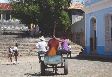 Kuba -  Trinidad Altstadt