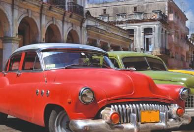 Kuba - Oldtimer