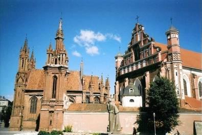 LT_Vilnius-Gotische Kathedrale