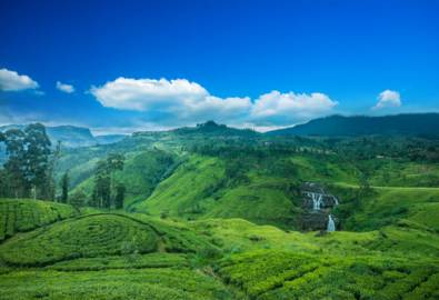 Sri Lanka - Landschaft