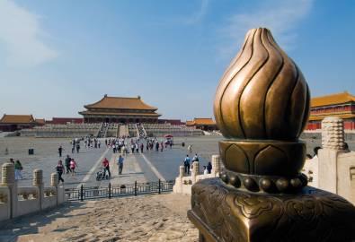 Peking - Kaiserpalast, Verbotene Stadt