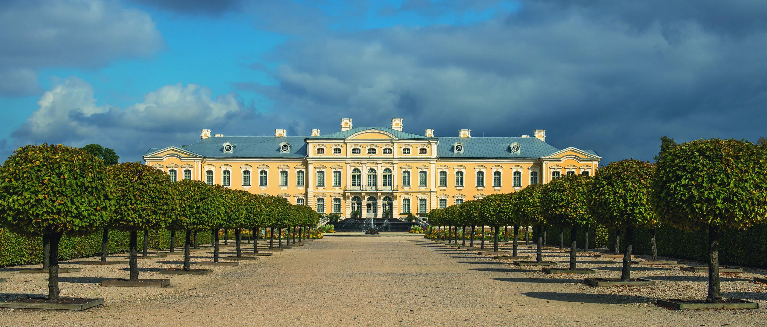 Litauen_Schloss_Rundale