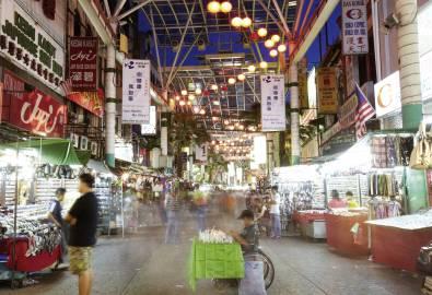 Malaysia - Chinatown Kuala Lumpur