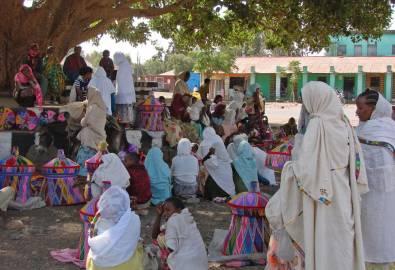 Äthiopien - Markt