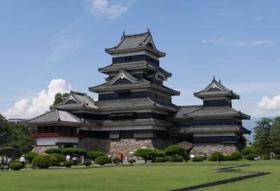 Japan - Matsumoto Krähenburg