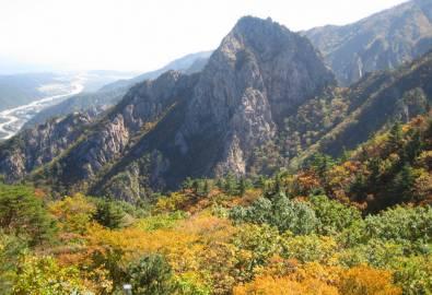 Korea - Mt. Seorak