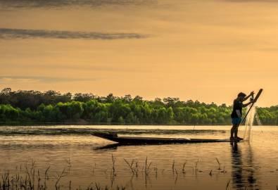 Myanmar - Fischer