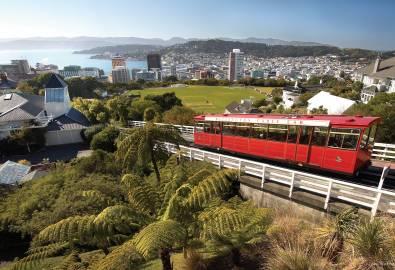 Wellington - Kelburne Hill