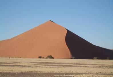 Namibia Düne in der Namib Wüste