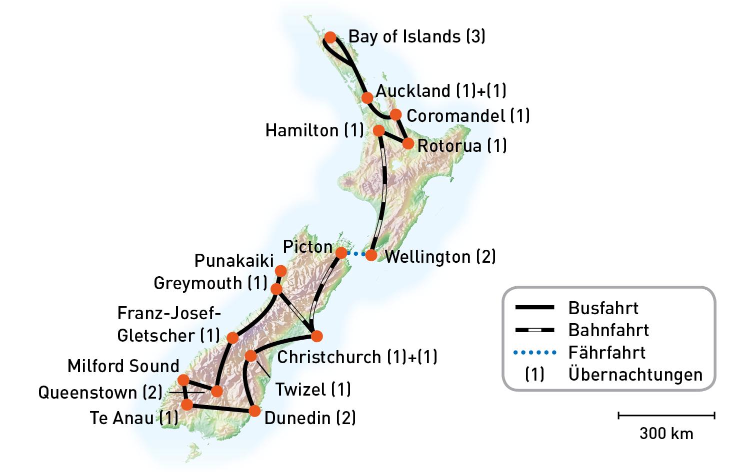 Routenkarte_Neuseeland_Impressionen_Verlaengerung_KiKa2020_RGB