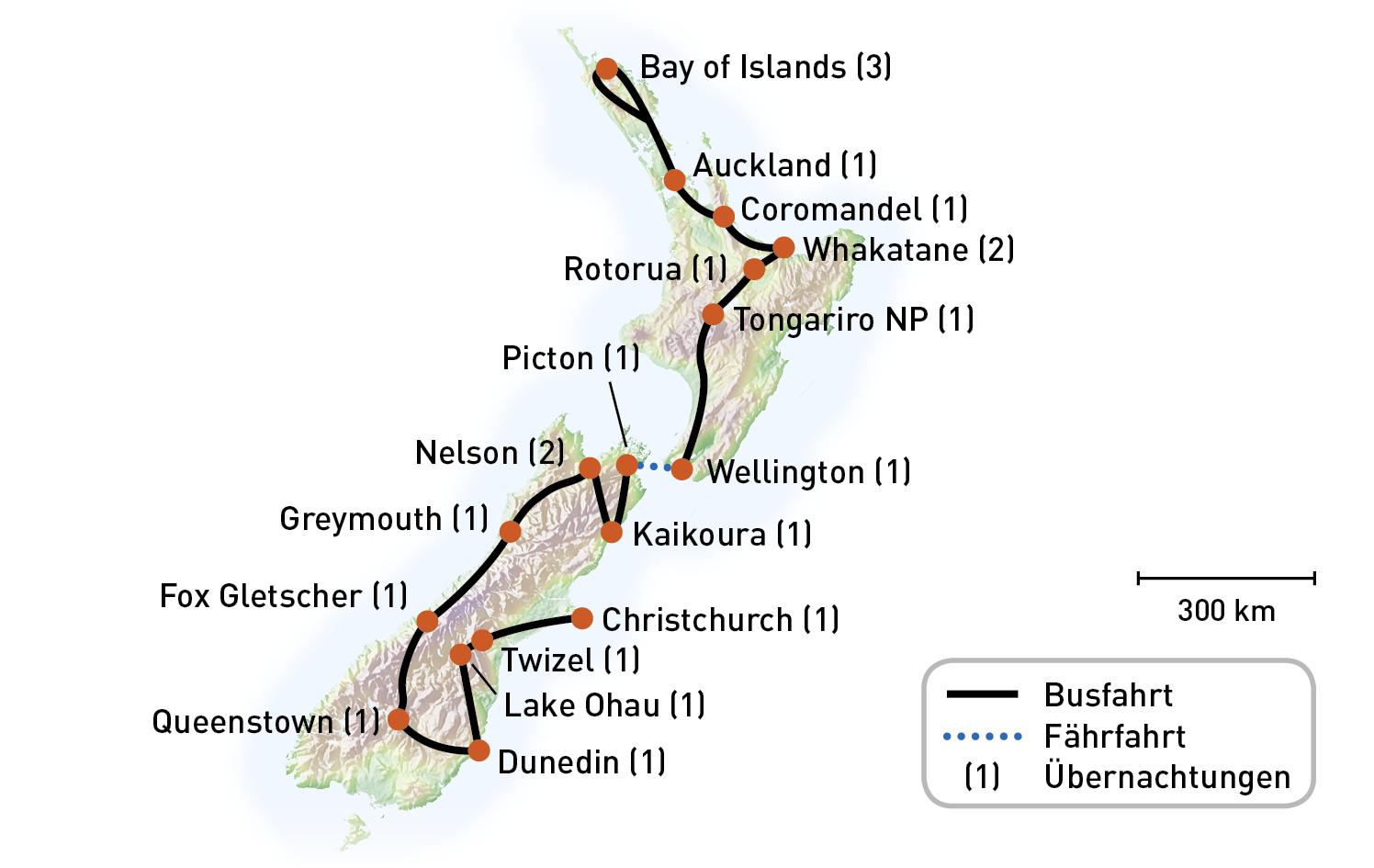 Routenkarte_Neuseeland_Naturweltenerleben_KiKa2020_RGB