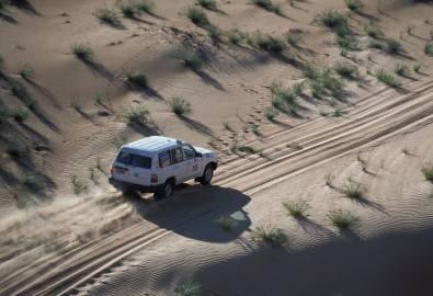 Oman Wahiba Sands Desert Express