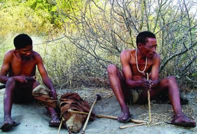 Namibia Menschen