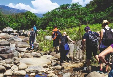 Panama - Boquete Trekking