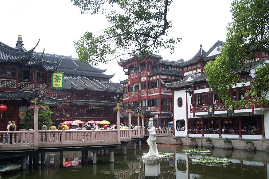 Shanghai Yu Garden Teehaus