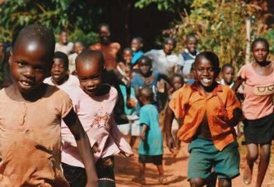 Simbabwe - Kinder