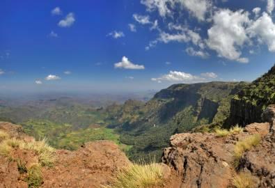 Äthiopien - Simien