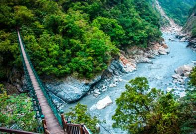 Taiwan- Hualien Taroko Nationalpark