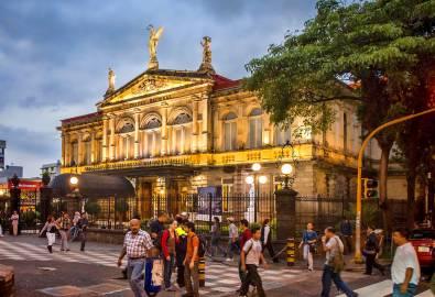 San Jose - Teatro Nacional