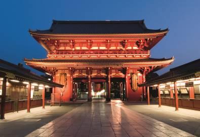 Japan - Tokyo Tempel