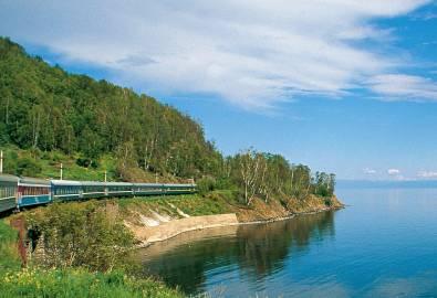 Russland - Baikalsee
