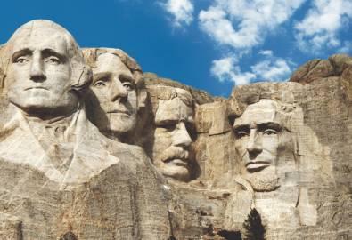 USA - Rushmore