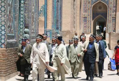 Usbekistan - Menschen