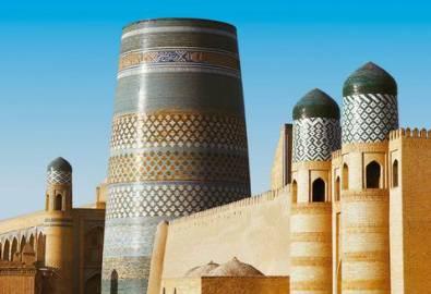 Khiva - Moschee