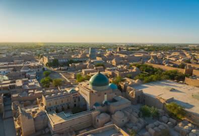 Usebekistan Chiwa