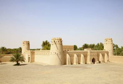 VAE Al Ain Jahili fort