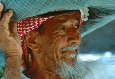 VAE Dubai Einheimischer