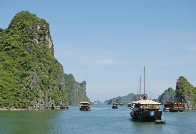 Vietnam - Halong