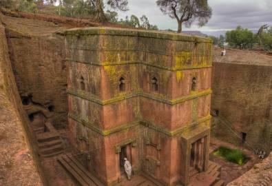 Bet Giorgis, Lalibela Ethiopia