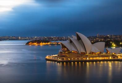 Sydney - Sydney Opera House - Skyline