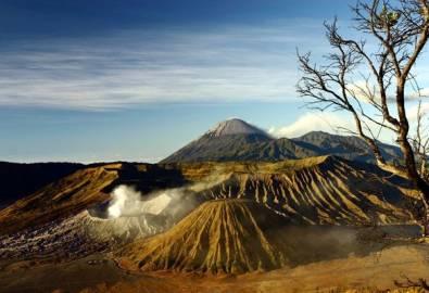 Indonesien Java Ost Mount Bromo