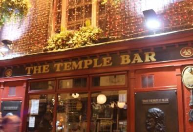 Irland - Dublin Temple Bar