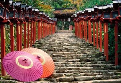 Japan - Kyoto Kibune Schrein