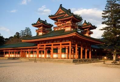 Japan - Kyoto Tempel
